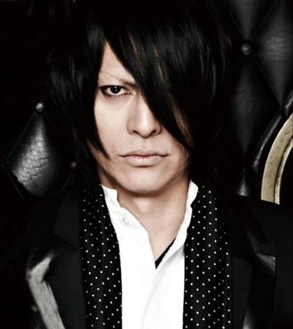 Atsushi Sakurai of Buck Tick