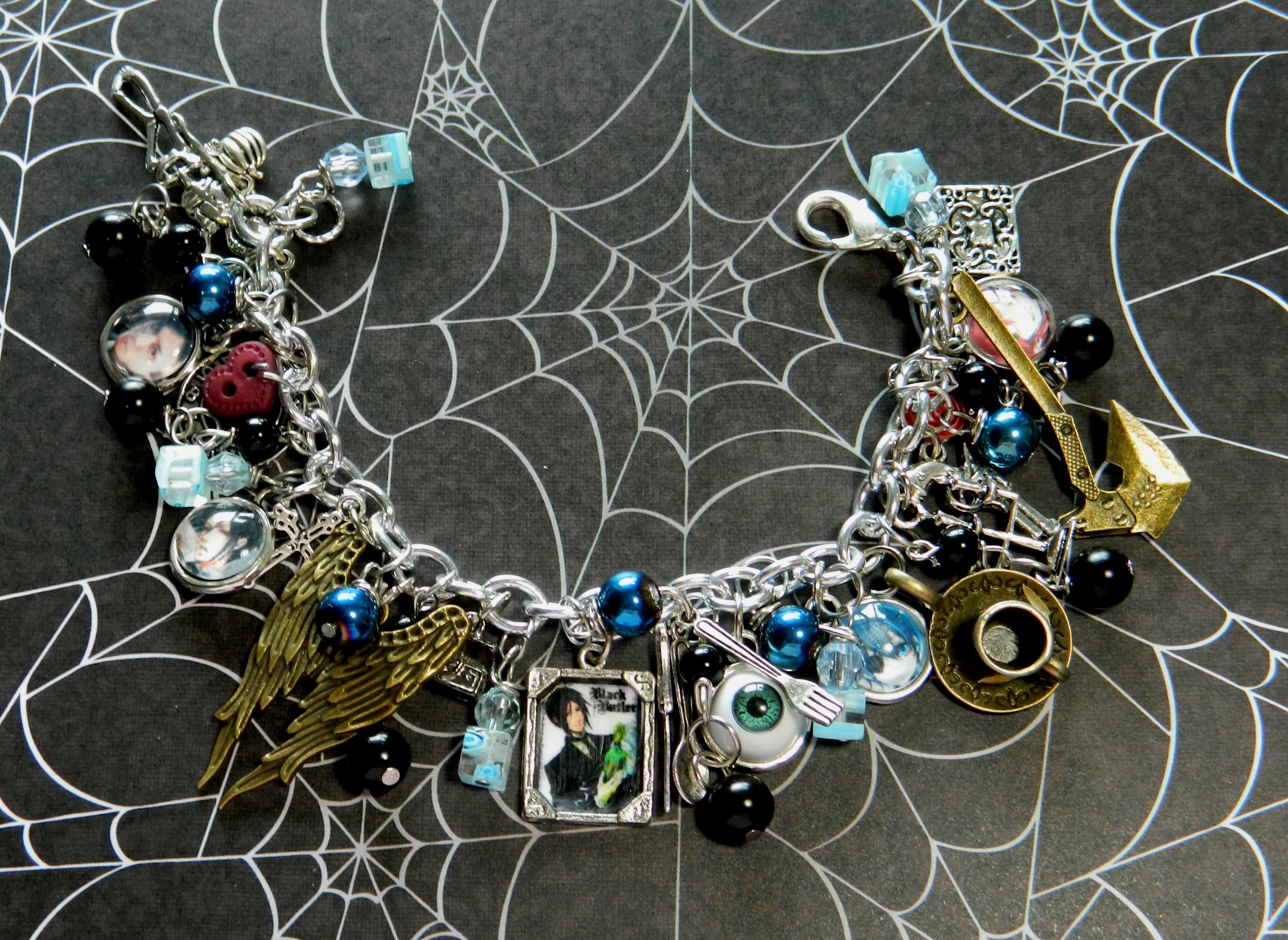anime jewelry butler