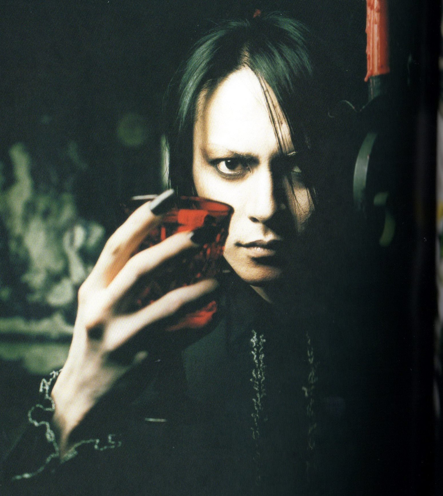 Happy halloween with my favourite vampire atsushi for 13th floor with diana live dvd