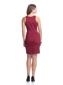 Alexia Admore pink dress beaded bodice