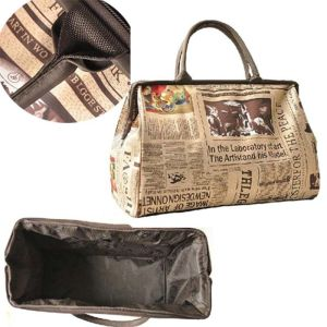 Newsprint Bag