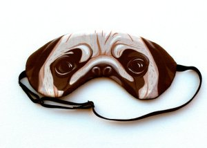 appendageaccessories Pug Sleep Mask