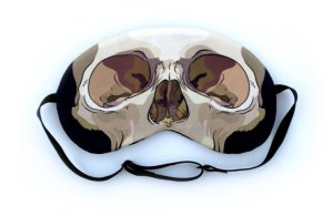 appendageaccessories SleepForever Skull Mask