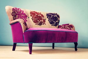 namedesignstudio damask sofa