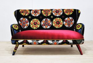 namedesignstudio Suzani 2 seater sofa