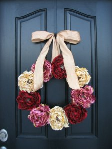 twoinspireyou wreath